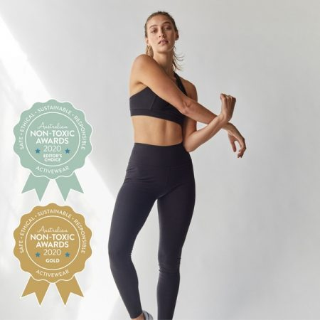 Bay Active - Forever Tights - Gold Winner - Australian Non-Toxic Awards