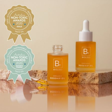 Gold Winner Biologi - Organic Rosehip Oil