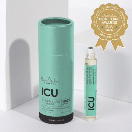 Gold Winner Black Chicken Remedies - ICU Intensive Care Eye Serum