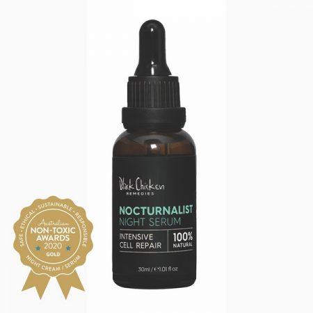 Black Chicken Remedies - Gold Winner Nocturnalist Night Serum