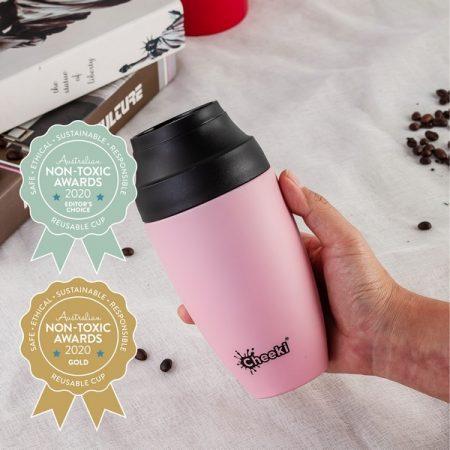 Cheeki – Insulated Coffee Mug