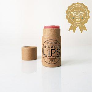 Gold Winner Dearest Lips - Turkish Delight Lip Balm