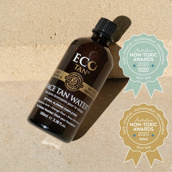 Finalist Eco by Sonya Driver - Face Tan Water