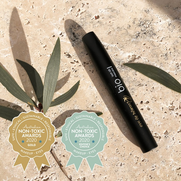 Gold Winner Eye of Horus Cosmetics - Bio Lash Lift Mascara