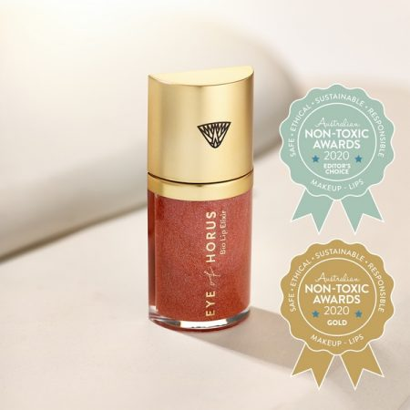 Gold Winner Eye of Horus Cosmetics - Bio Lip Elixir