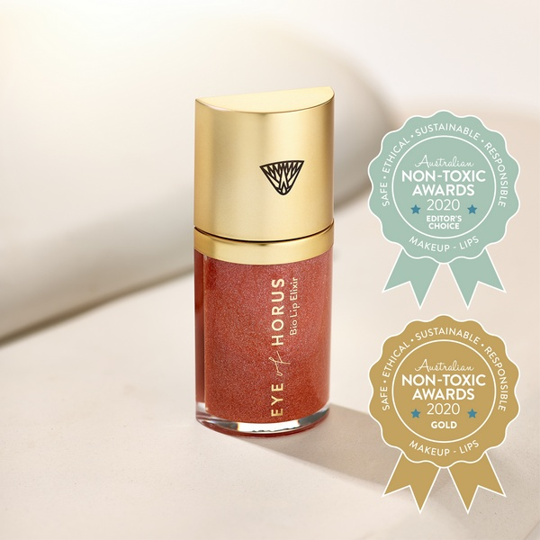 Gold Winner Eye of Horus Cosmetics - Bio Lip Elixir