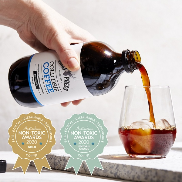 First Press Coffee – Original Cold Drip Coffee