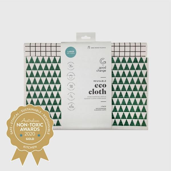 Good Change – Eco Cloth – Large