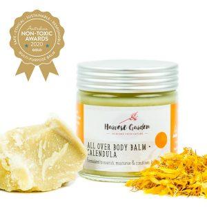 Gold Winner Harvest Garden - All Over Body Balm + Calendula