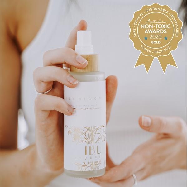 Gold Winner Ibu Ayurveda - Full Bloom Tri-doshic Radiance Mist