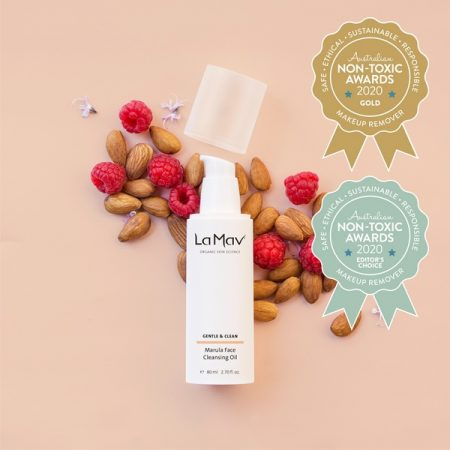 Gold Winner La Mav - Marula Face Cleansing Oil
