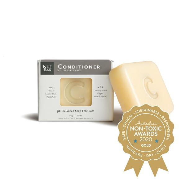 Gold Winner NueBar - Conditioner Bar - All Hair Types