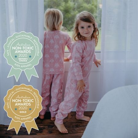 Organic Nights – GOTS Certified 100% Organic Cotton Children's Sleepwear