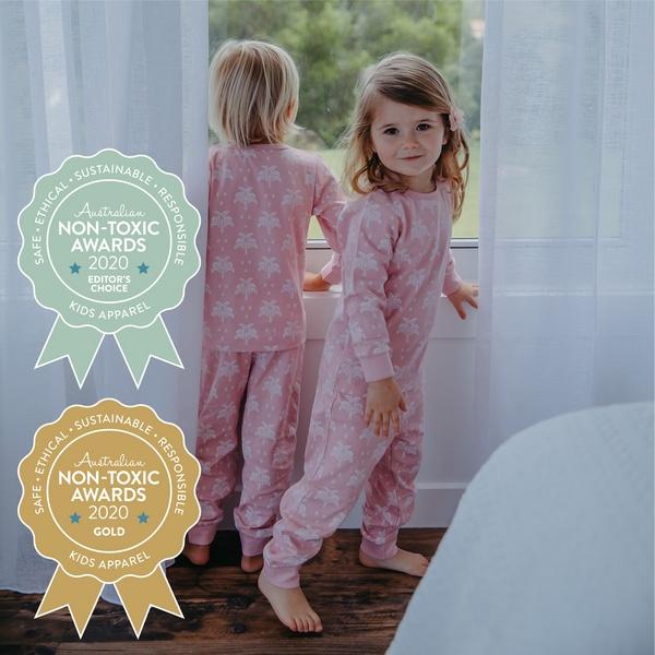 Organic Nights – GOTS Certified 100% Organic Cotton Children's Sleepwear