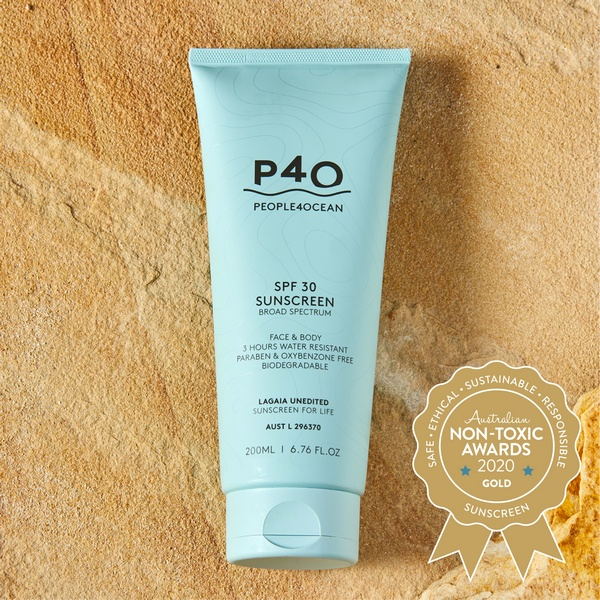 People4Ocean - SPF 30 Sunscreen