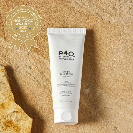 People4Ocean – SPF 50 Sunscreen