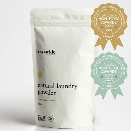 Resparkle – Natural Laundry Powder