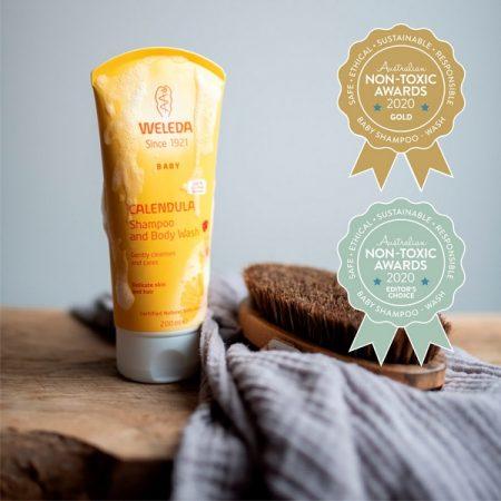 Weleda – Calendula Shampoo & Body Wash