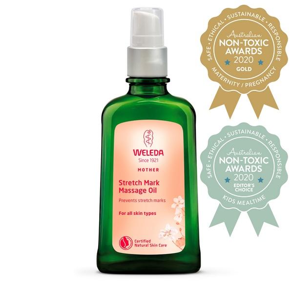 Weleda – Stretch Mark Massage Oil