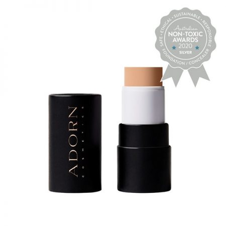 Adorn's Peachy Sleep Mineral Corrective Concealer is packaged in biodegradable, recyclable FSC paper and can be either recycled or placed in home compost. Their cosmetics are not boxed individually or wrapped in plastic, but rather biodegradable wrapping options. Adorn Cosmetics was proudly the first global beauty brand to offer an environmentally friendly cosmetics refill program. They encourage customers to reuse their posts in order to help reduce plastic, resources and landfill. The company also offers a sampling program whereby customers can trial Adorn cosmetics before committing to a full-sized product, helping to protect our beautiful planet.