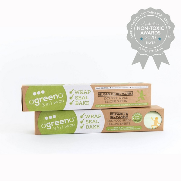 Agreena – 3 in 1 Wraps
