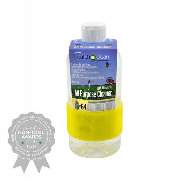 Derivan – Health e-Clean – pH Neutral All Purpose Cleaner