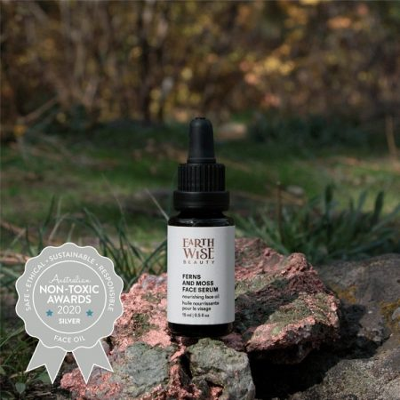 Silver Winner Earthwise Beauty - Ferns and Moss Face Serum