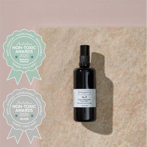 Silver Winner Edible Beauty Australia - No.2 Citrus Rhapsody Toner Mist
