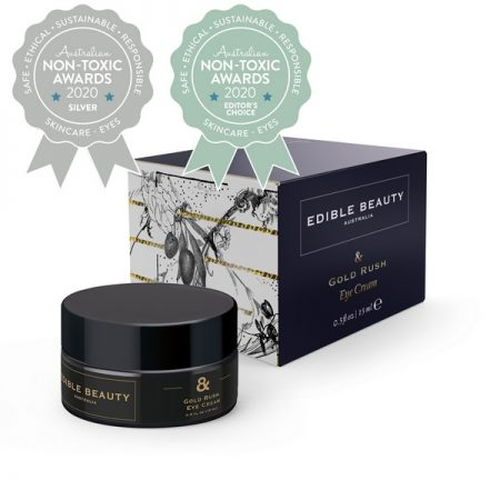 SIlver Winner Edible Beauty Australia - Gold Rush Eye Cream