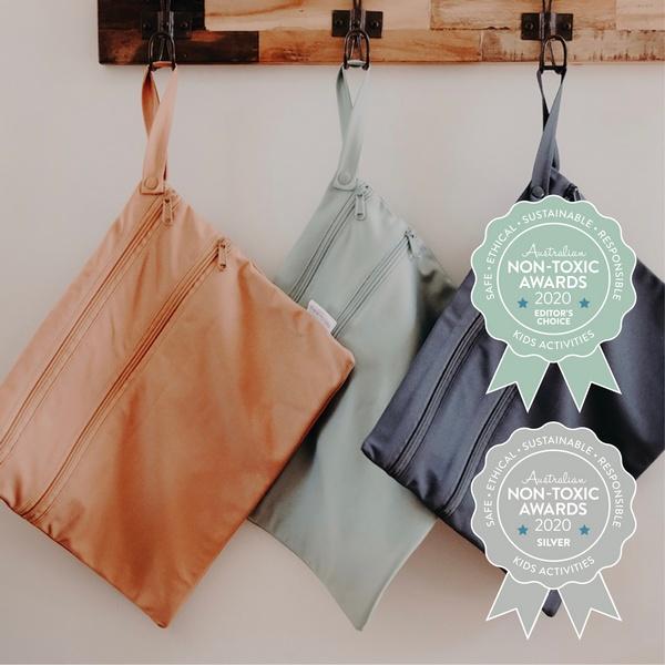 Little Eco Baby – Double Pocket Wet Bag