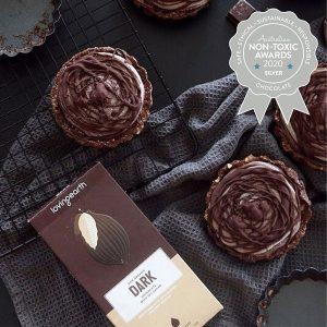 Loving Earth – 72% Dark Chocolate