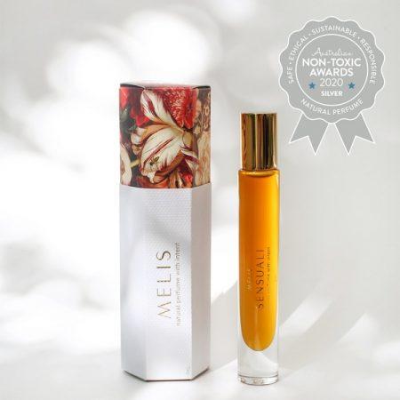 Silver Winner Melis Natural Perfumery - MELIS Sensuali