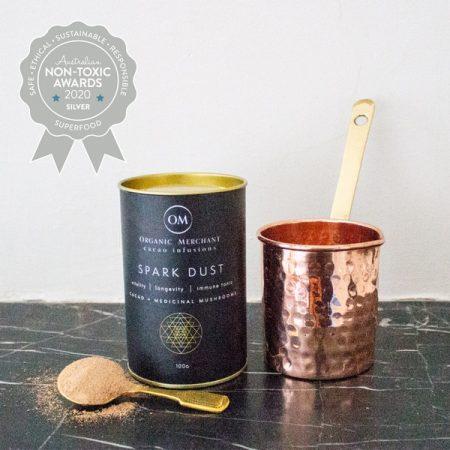 Organic Merchant – Spark Dust