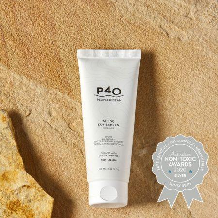 People4Ocean - SPF 50 Sunscreen