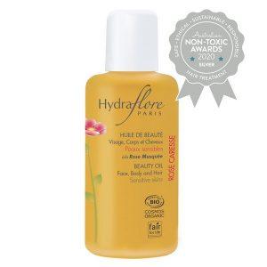 Silver Winner Schmelzkopf Cosmetics - Hydraflore Beauty Oil