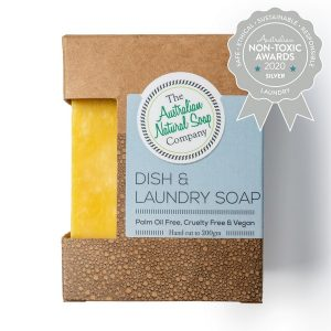 The Australian Natural Soap Company – Dish & Laundry Soap