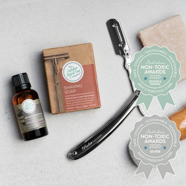The Australian Natural Soap Company - Shaving Soap