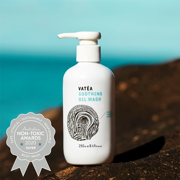 Silver Winner VATÉA - Soothing Oil Wash