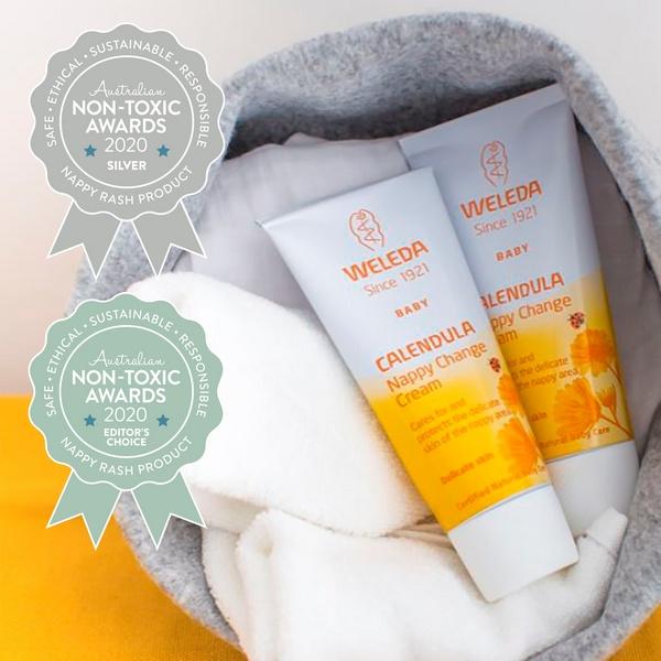 Weleda – Calendula Nappy Change Cream
