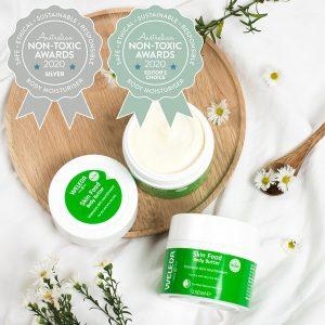 Silver Winner Weleda Australia - Skin Food Body Butter