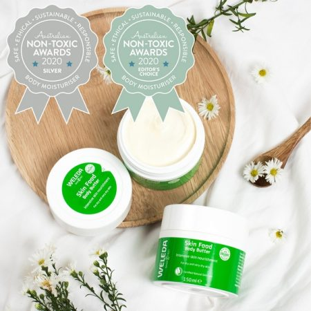 Silver Winner Weleda Australia - Skin Food Body Butter