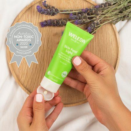 Silver Winner Weleda Australia - Skin Food Light