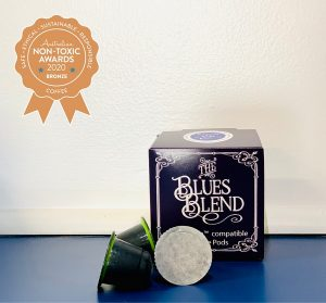 Art of Espresso – Blues Blend Organic Coffee Pods