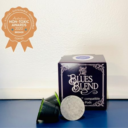 Art of Espresso – Blues Blend Organic Coffee Pods