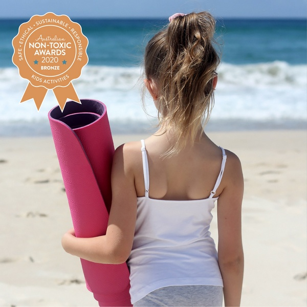 Bay Active – Kids Yoga Mat
