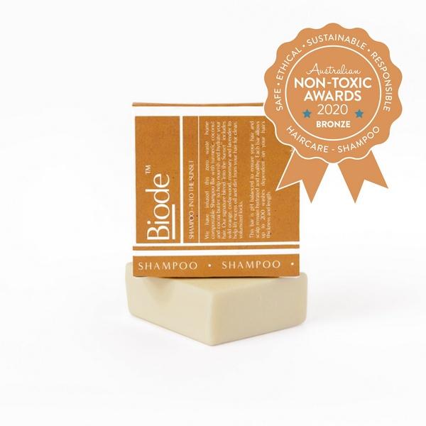 Bronze Biode - Shampoo Bar - Into The Sunset