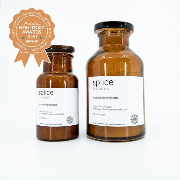 By Anastasia – Splice Aromatherapy Candle
