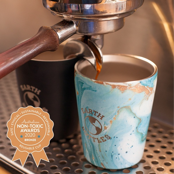 Earth Bottles – Coffee Nut Travel Cup