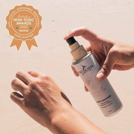 Bronze Winner Eco by Sonya Driver - Hand Sanitiser