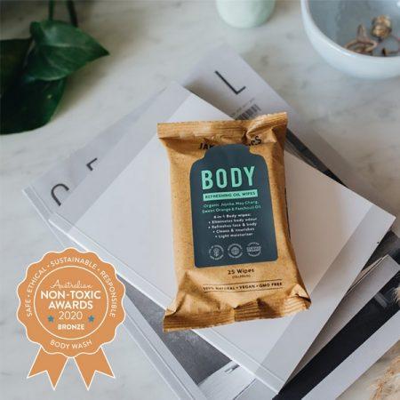 Bronze JAK Organics - BODY
